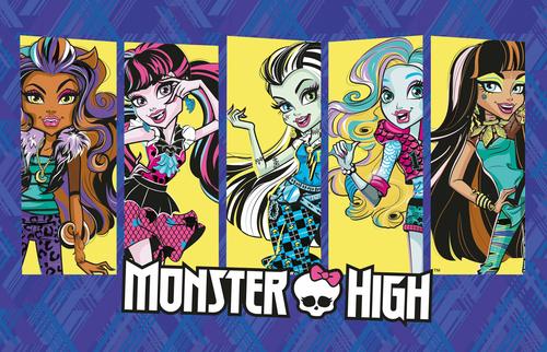 Monster High fond d'écran called Monster High