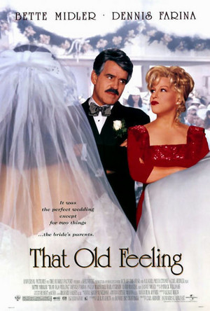 Movie Poster 1997 Film, That Old Feeling