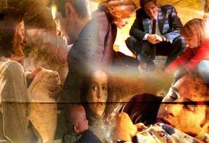 Mulder & Scully + Children