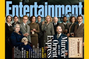 Murder on the Orient Express (2017) cast