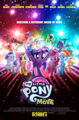 My Little ngựa con, ngựa, pony The Movie Poster
