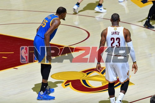 Video Games wallpaper entitled NBA 2K18