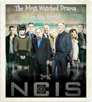 NCIS   Most watched Drama in the World 2016