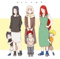 Naruto Mothers | Pt. I - naruto fan art