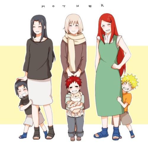Naruto wallpaper titled Naruto Mothers   Pt. I