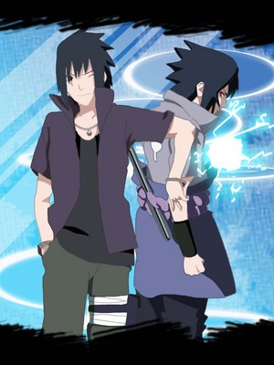 Naruto New VS Old Sasuke