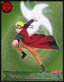 Naruto Uzumaki Sage Mode  - naruto fan art