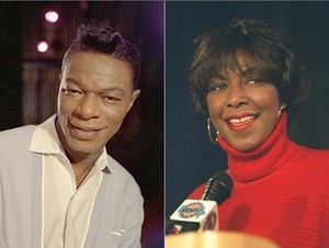 "Natalie And Nat ""King"" Cole"