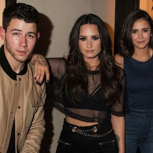 Nick Demi and Nina