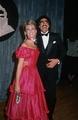 Olivia And Lionel Richie Backstage At Grammy Awards - olivia-newton-john photo