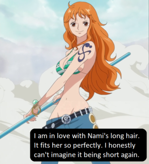 One Piece Confession