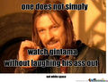 One does not simply watch Gintama without laughing his ass out  - gintama photo