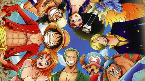 firewall36 kertas dinding entitled One piece