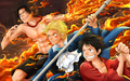One piece - firewall36 wallpaper
