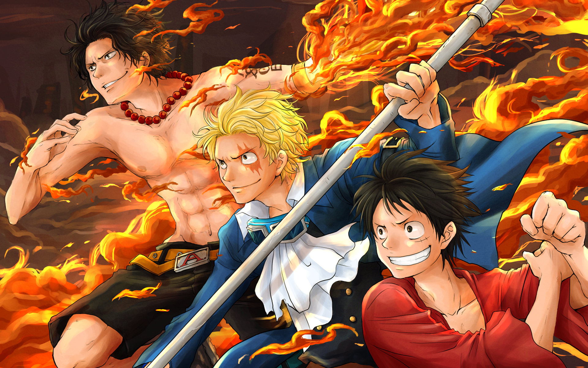 Firewall36 Images One Piece HD Wallpaper And Background Photos