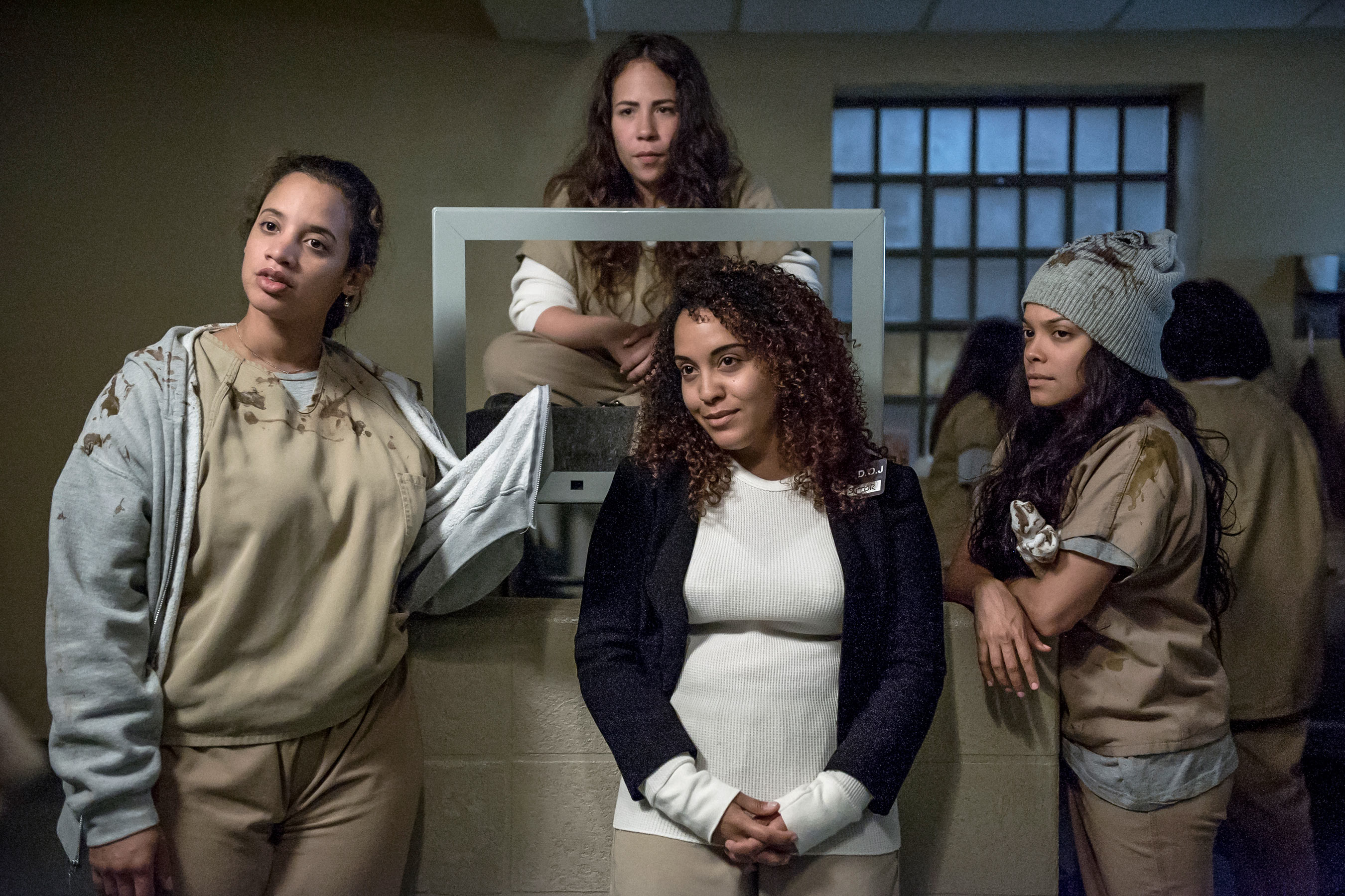 Orange is the New Black Season 5 promotional picture
