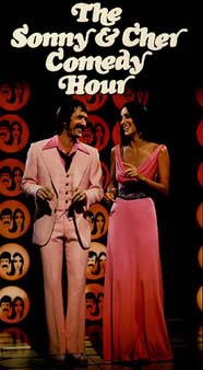 Promo Ad For Sonny And Cher Comedy Stunde