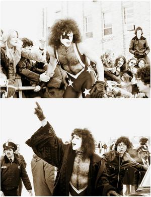 Paul ~Detroit, Michigan...January 24, 1976