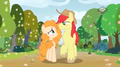 Pear Butter and Bright Mac - my-little-pony-friendship-is-magic photo