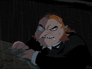penguin, auk in The Batman Vs Dracula
