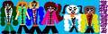 Peter  Lois  Chris  Meg  Brian  and Stewie Griffin - family-guy fan art