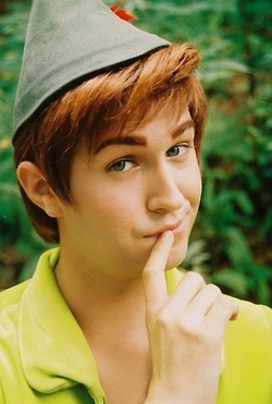 Peter Pan Character