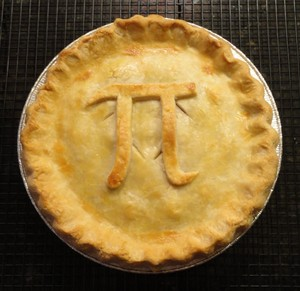Pi = Pie