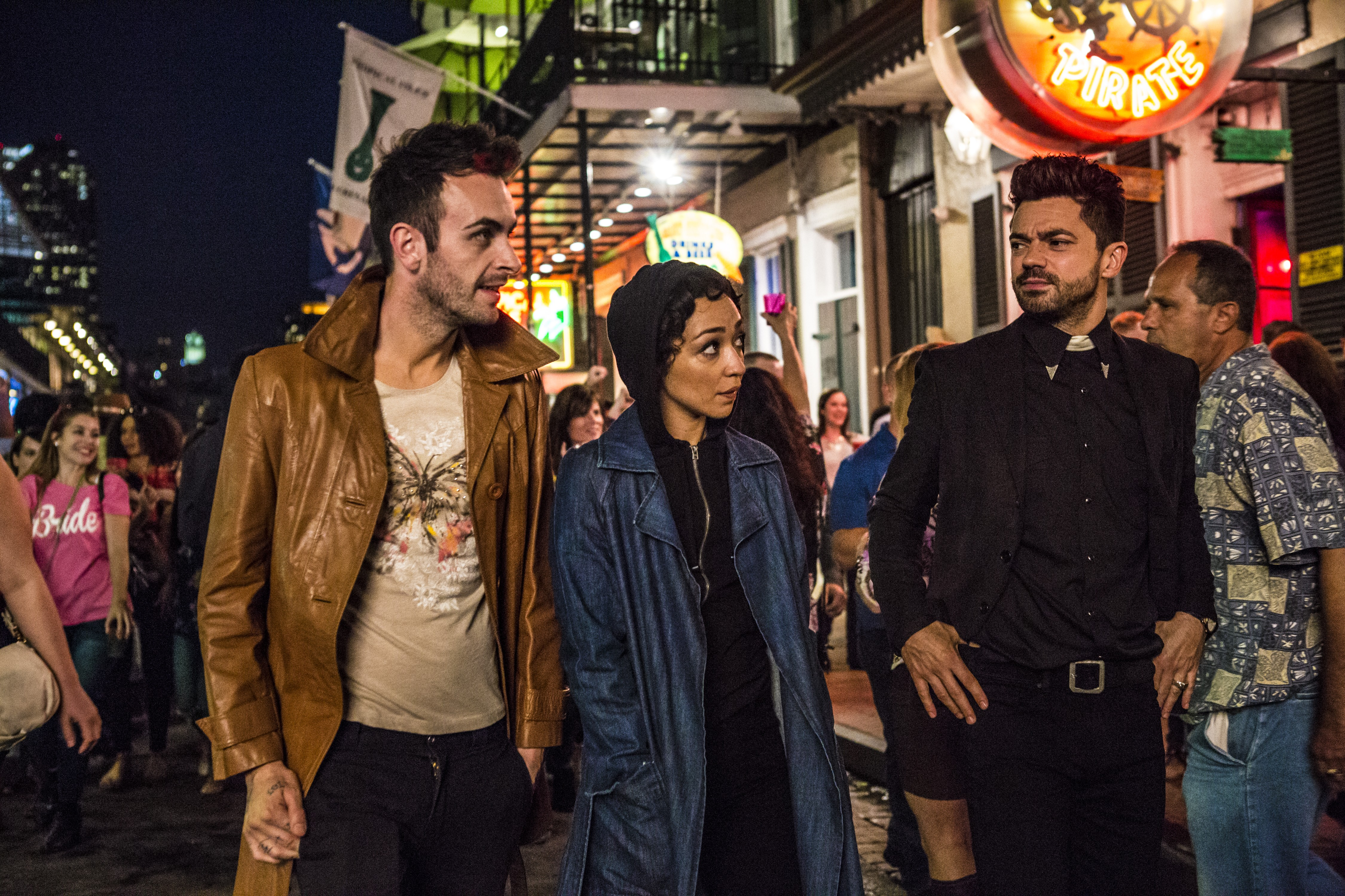 "Preacher ""Damsels"" (2x03) promotional picture"