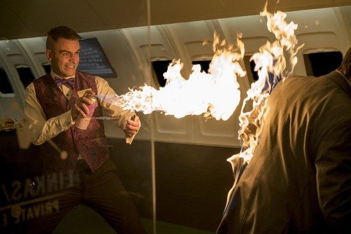 "Vampire Cassidy (Preacher Character) Hintergrund titled Preacher ""Pilot"" (1x01) promotional picture"