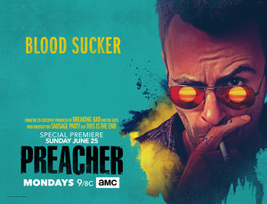 Preacher Season 2 Cassidy Official Picture