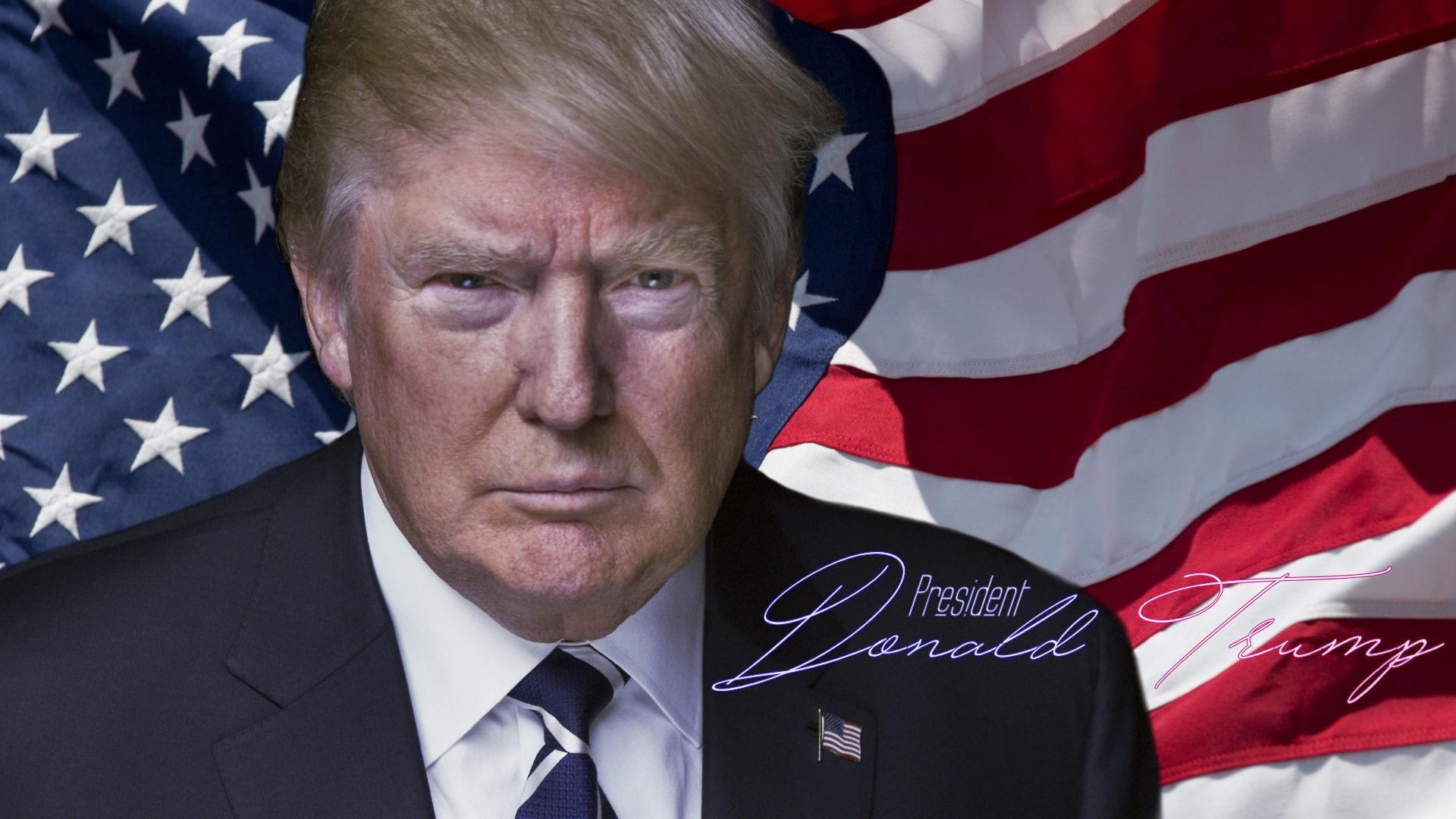 Donald Trump Images President Donald Trump Hd Wallpaper And