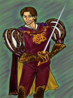 Prince Edward From enchanted