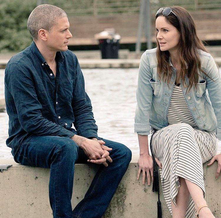 Prison Break - Season 5: Michael Scofield and Sara