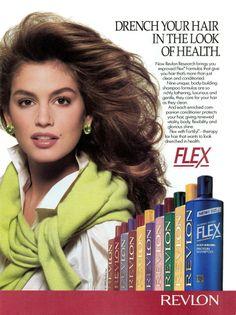 Promo Ad For Revlon Flex Haircare Line
