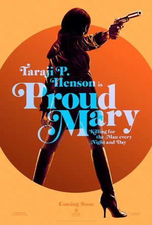 Proud Mary (2018) Poster