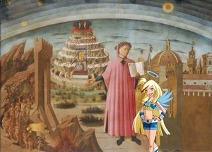 Raf e Dante Alighieri
