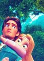 Rapunzel & Eugene/Flynn - disney photo