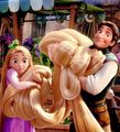 Rapunzel & Eugene - disney photo