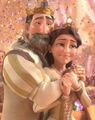 Rapunzel's Parents - disney photo