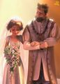 Rapunzel's Wedding Day - disney photo