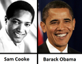 Resemblance To Sam Cooke - barack-obama photo