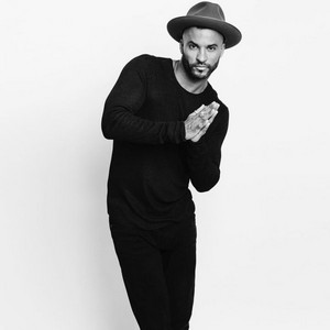 Ricky Whittle at Square Mile photoshoot by David Harrison (2017)