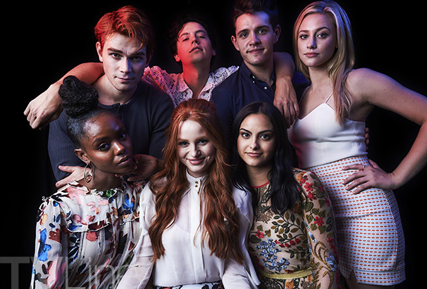 Riverdale Comic Con Cast foto