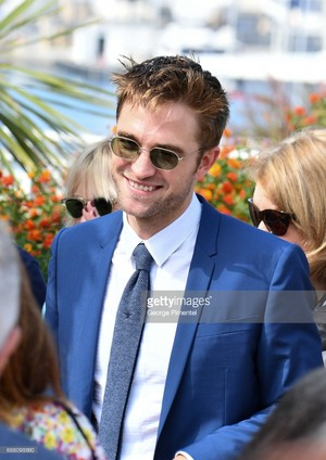 Robert at Cannes 2017