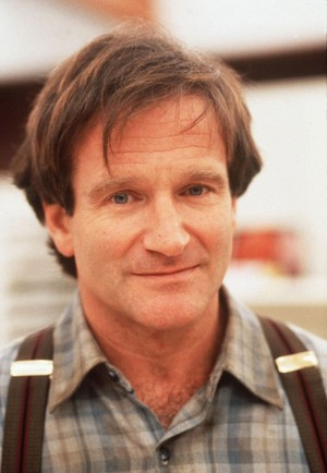 Robin Williams as Alan Parrish