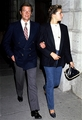 Roger And Daughter, Deborah  - sir-roger-moore photo