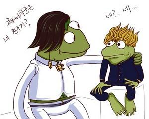 Rohan and Koichi
