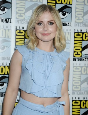 Rose McIver at San Diego Comic Con 2017