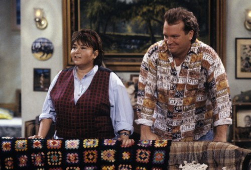 Roseanne achtergrond entitled Roseanne