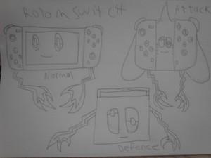 Rotom Switch